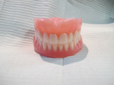 Complete Upper & Lower Dentures