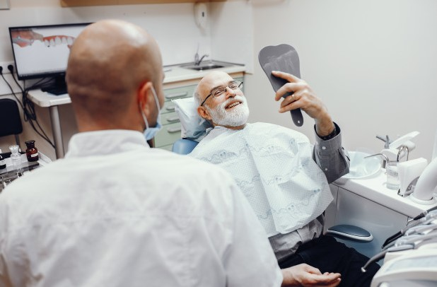 Will I have a Great Smile with Dentures?
